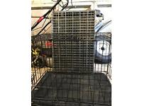 2 dog cages £25 for pair