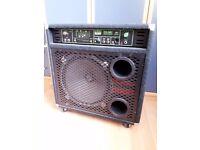 Trace Elliot 7215 SMC 300W Bass Amplifier combo