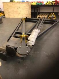 4 Ton extendable a frame gantry