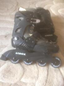Roller blades (U.K. Size 10)