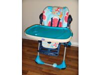 Chicco Polly Polly Double Phase High Chair