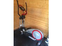 Kettles elliptical cross trainer