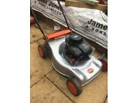 Petrol Lawnmower flymo push mower
