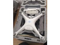 DJI Phantom 4 Camera Drone hardly used