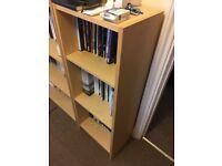Bookcase x3