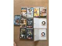 11 PSP Games.