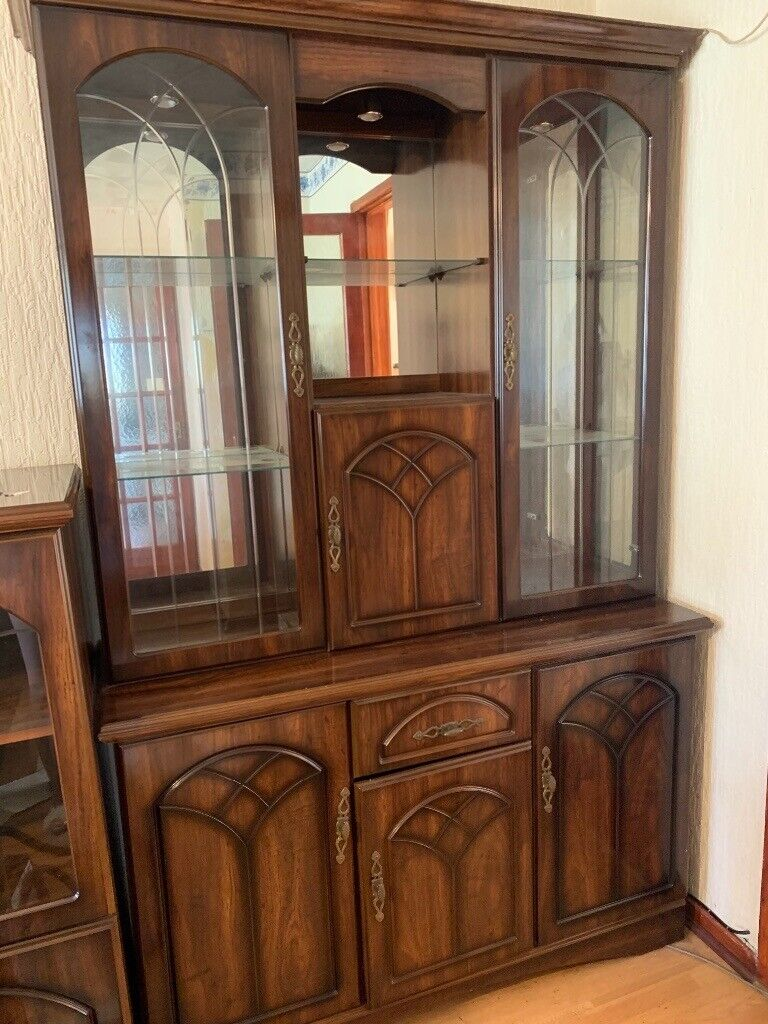 Set of 20 Caxton display cabinets   in Loughor, Swansea   Gumtree
