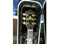 """""""Wolf"""" les paul style electric guitar"""