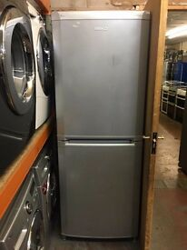 BEKO 70CM FRIDGE FREEZER SILVER RECONDITIONED