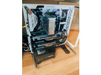 High Spec Gaming/VR PC - i7 8700, 2 x 4GB RX570, Z370, 8GB RAM, 500GB SSD