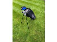 Junior Golf Club Set, including driver and putter
