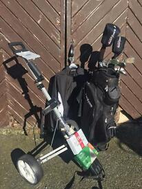 Complete Golf Setup