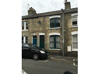 Furnished 2/3 bedroom Victorian terraced property off Mill Road
