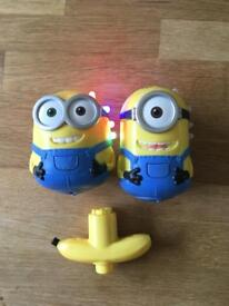 Spinning Minions