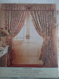 Curtains. two pairs
