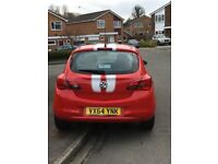 SWAPS OR SELL 64 Plate new shape Vauxhall Corsa Sting 1.2 petrol lady owner GOT TO GO