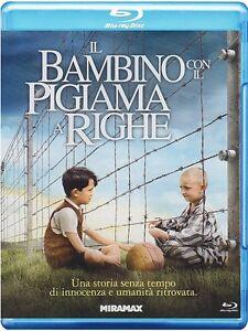 Il-bambino-con-il-pigiama-a-righe-Blu-Ray-NUOVO