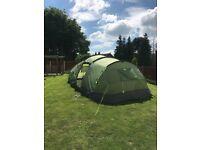 8 Berth Buckinghamshire elite tent