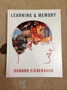 University Textbook: Learning and Memory