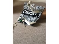 ASOS size 2 ivory shoes new