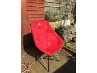 2 x Camping chairs in great condition