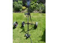Series 1 Golf trolley for sale - used but good condition
