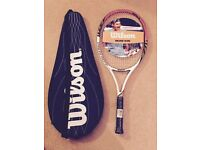 Wilson ProStaff BLX 26 tennis racket. New with cover!