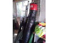Large punch bag