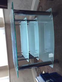 TV shelving unit