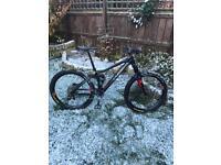 Cube Carbon Stereo HPC TM 140 27.5 - Medium - Full Suspension Mountain Bike