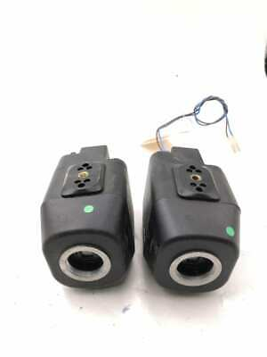 PELCO MC3600H-2 Monochrome Video Camera 12VDC 124VAC -Lot of 2