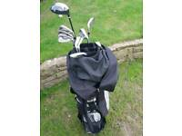 John Letters Trilogy T3 Golf Clubs