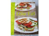 Low fat cookbook.