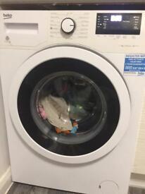 Beko washing machine fully working condition like new