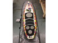 80's retro surfboard - £120