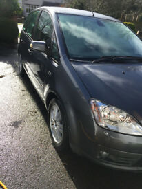 Ford CMax Focus C-Max Ghia S TDCi Fully loaded with Climate control, Heated Seats, DVD, c max