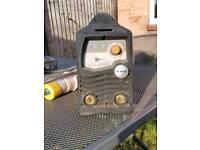 Jasic welder plus brand new cutting torch