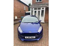 Ford, FIESTA, Hatchback, 2015, Manual, 998 (cc), 3 doors