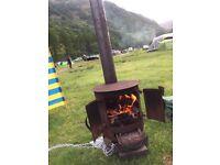 Wood/Coal burner/ camping fire