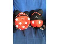 Little Lite Mickey & Minnie backpacks