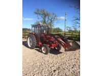 International tractor 454