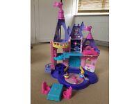 Disney Princess Castle - little people