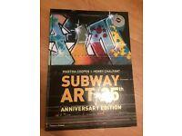 Subway Art 25th Anniversay edition