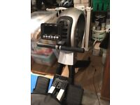 DKN R400 Rowing Machine