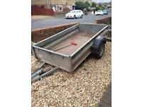 8ft by 4ft Trailer