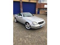 Mercedes SLK230 £850 ono
