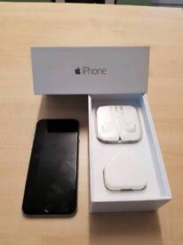 Iphone 6 with headphones and case