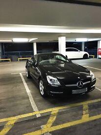 Mercedes Convertible Slk 200 Petrol Cream Interior lots of extras