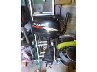 Suzuki df6 4 stroke starts first time and goes through gears but doesnt pump water