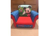 Child's Disney chair